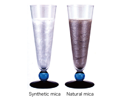 Synthetic mica pearlescent pigment ULTIMICA®
